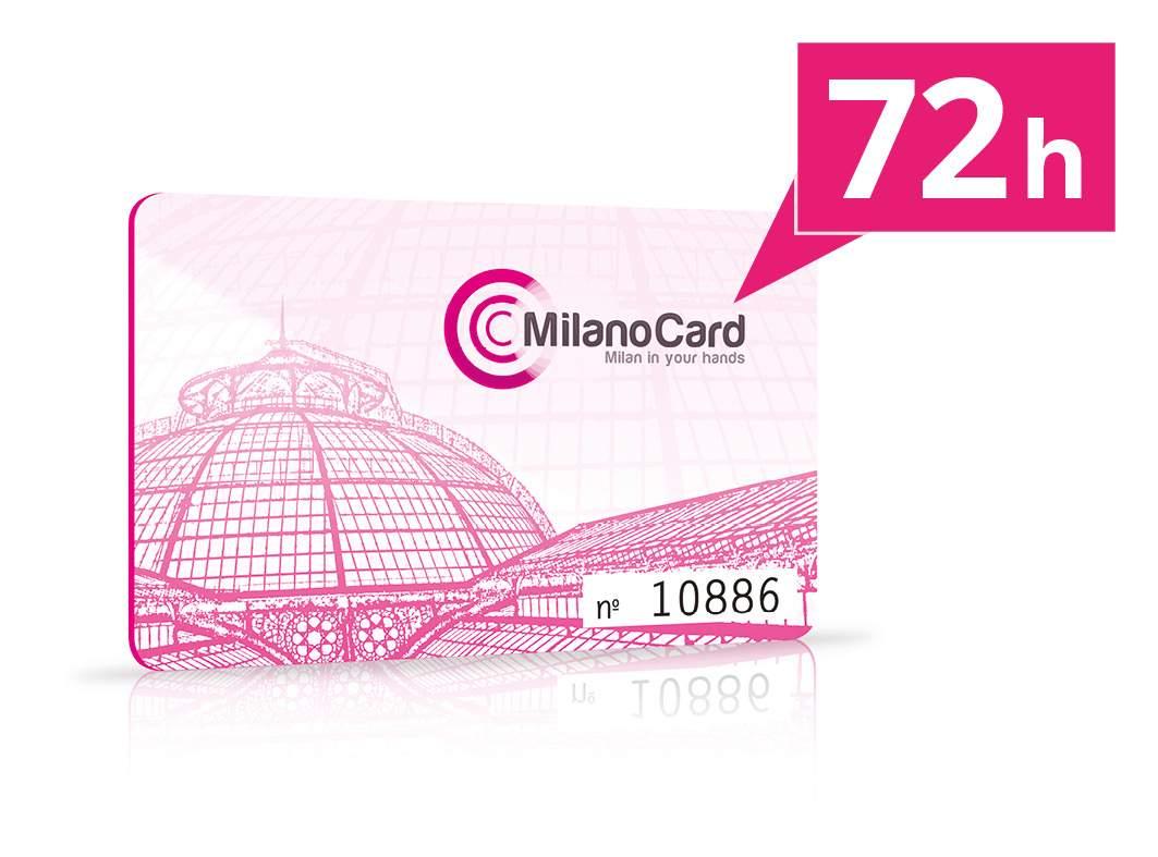 MilanoCard 72h Information