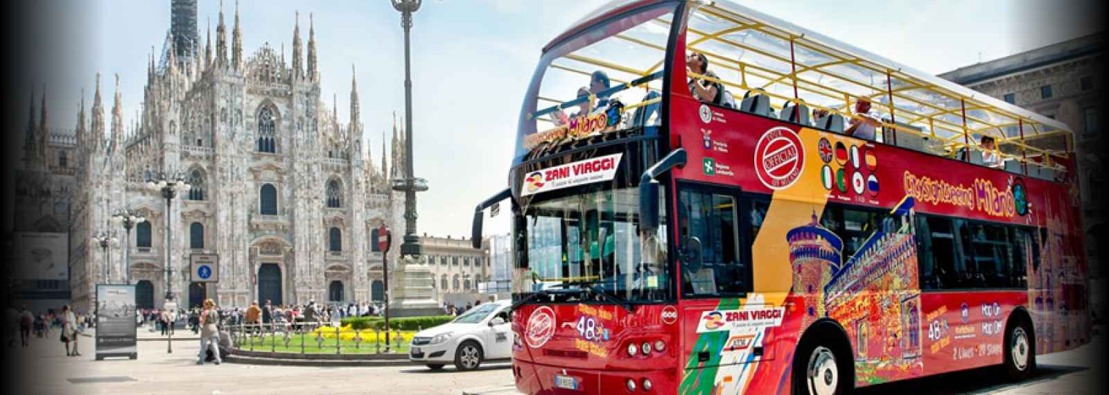 milan city sightseeing