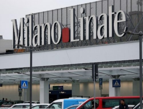 linate airport