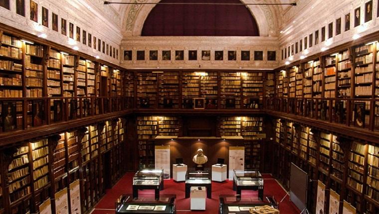 ambrosian library milan