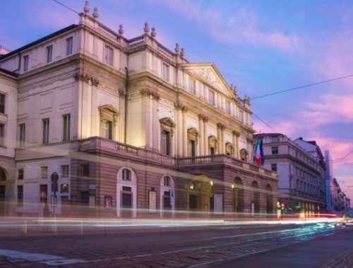 theatre la scala milan