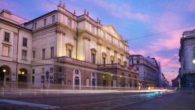 theatre la scala milan