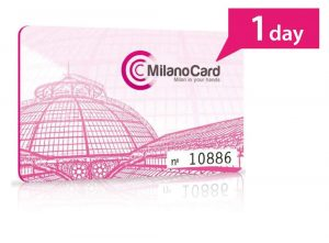 milanocard 1 day