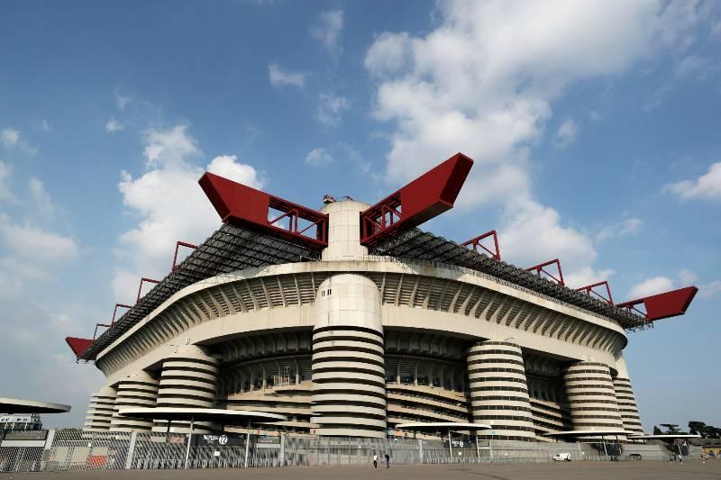 Atletico Milan Champions League San Siro